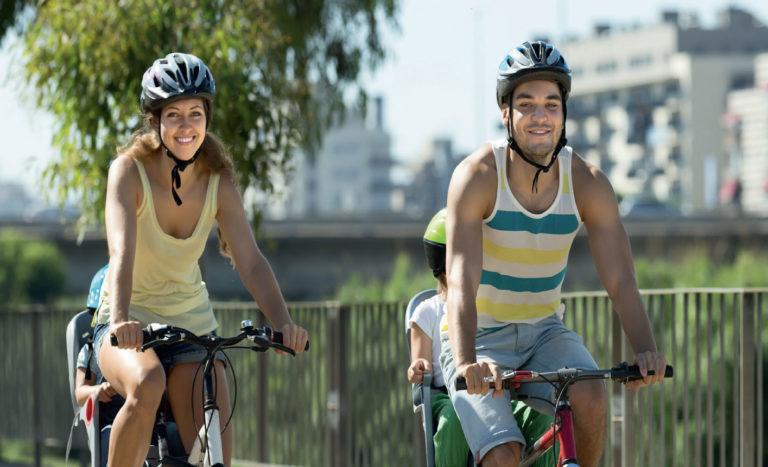 Bondy - Les Terrases du Canal - Balade à vélos