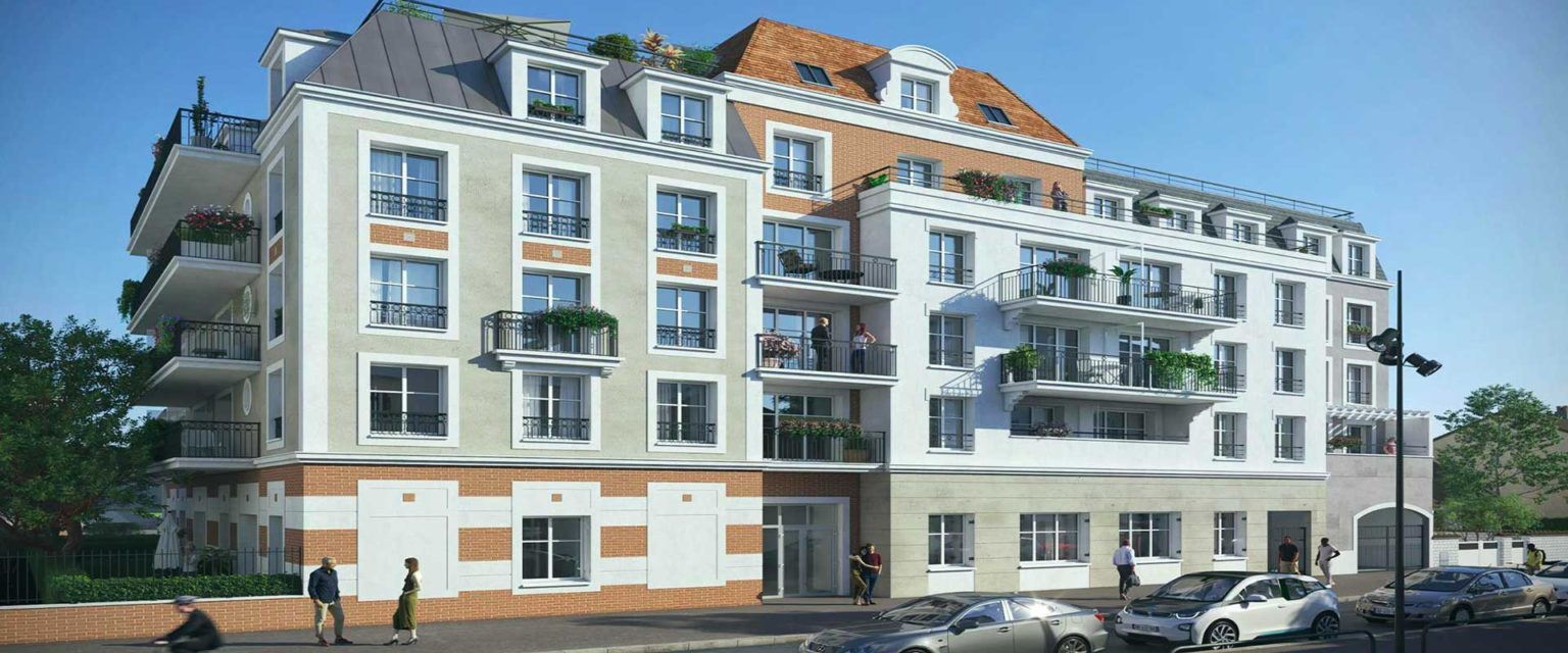 Blanc-Mesnil Villa Léonie